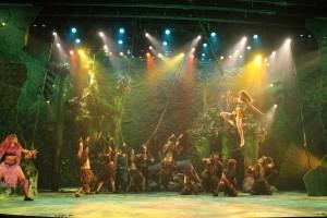 Tarzan and Company