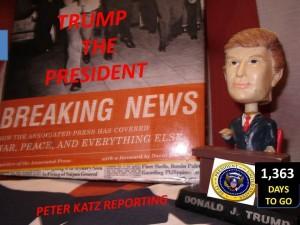 8-TRUMP THE PRESIDENT