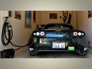 5-Electric car charging