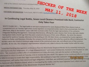 8-SHOCKER OF WEEK