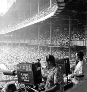 Yankee Stadium in the 1950s